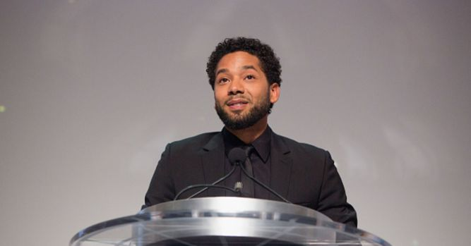 Activists call on NAACP to drop Jussie Smollett's Image Award nom 1