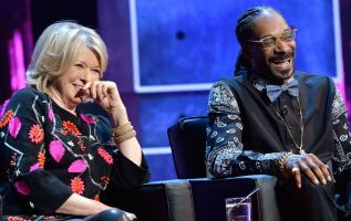 Martha Stewart had help on her deal with weed grower Canopy: Snoop Dogg 2