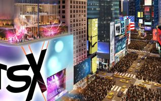 Times Square is about to get a giant new billboard called TSX Broadway 3