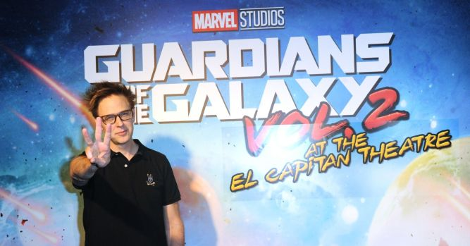Disney reinstated director James Gunn for 'Guardians of the Galaxy 3' 1