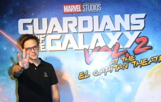 Disney reinstated director James Gunn for 'Guardians of the Galaxy 3' 2