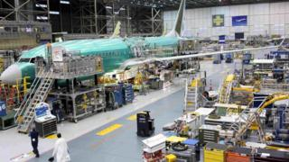 EU proposes tariffs on £15bn of US products in Boeing row 3