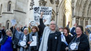 Women pension age case goes to High Court 2