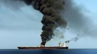 Gulf of Oman tanker blasts: Crews rescued safely 8