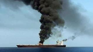 Gulf of Oman tanker blasts: Crews rescued safely 2