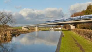 HS2: High-speed line cost 'could rise by £30bn' 2