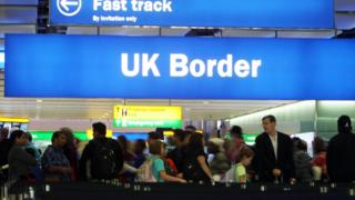 EU migration to UK 'underestimated' by ONS 7