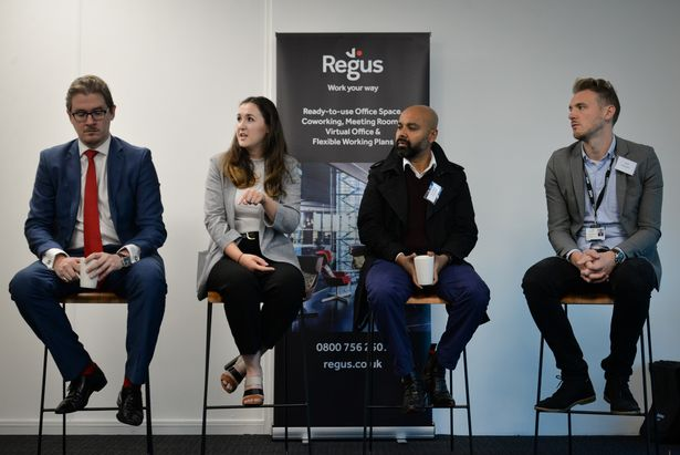 M.E.N breakfast event to explore how flexible workspaces can help start-ups grow 1