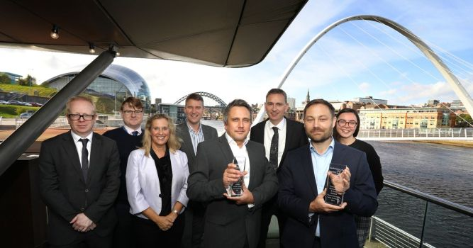 Company that gives staff all of December off is North East's fastest growing firm 9