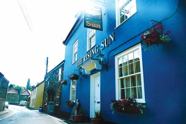 St Austell Brewery buys up Bristol pub The Rising Sun 1