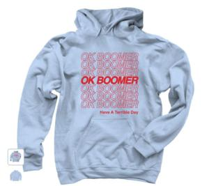 'OK Boomer' has earned me $25,000, says student 2