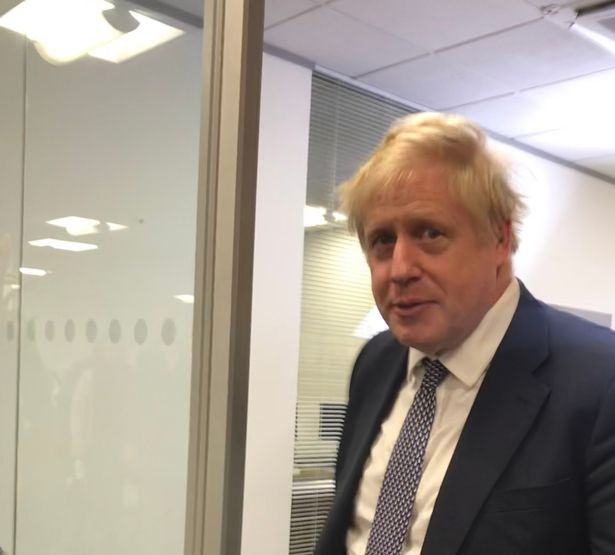 'Second referendum would be bad for business' says Prime Minister Boris Johnson 1