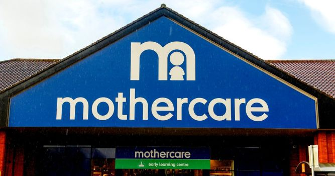Mothercare UK in administration raising fears over its 79 stores and 2,500 employees 2