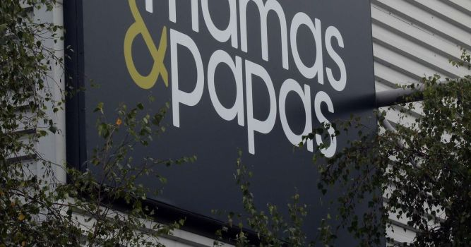Mamas & Papas follows Mothercare into administration – and is closing six stores 1