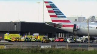 American Airlines admits 'soap spill' did not divert flight 6