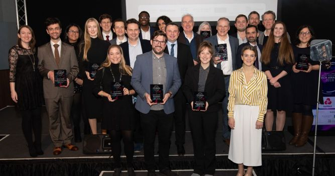 Double delight for PM Connect at West Midlands Tech Awards 9