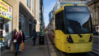 Conservatives pledge £4.2bn for trains, buses and trams 10