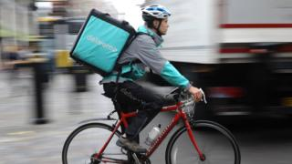 Amazon probed over plan to buy Deliveroo stake 1