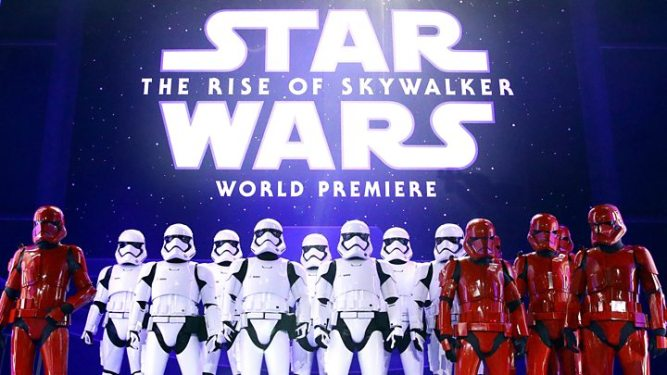 The Rise of Skywalker: Another hit for Star Wars despite falling sales 1