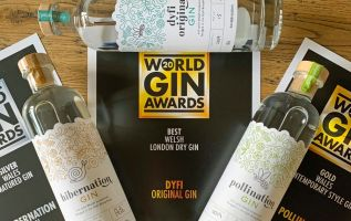 Gin made in Unesco World Biosphere Reserve scoops three global awards 2