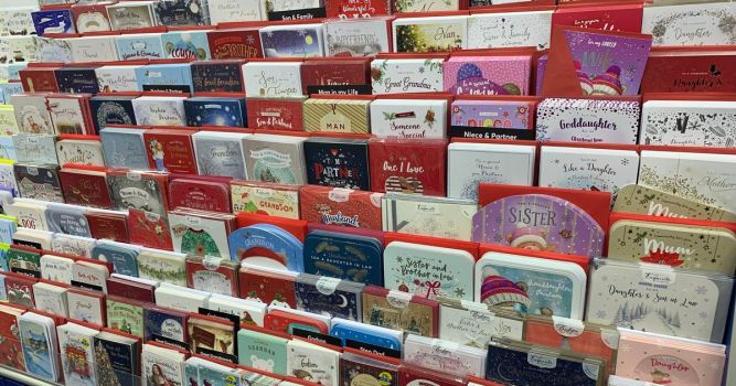 Do your bit for the planet by donating your old Christmas cards to this Cambridge law firm 1