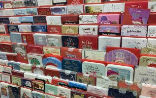 Do your bit for the planet by donating your old Christmas cards to this Cambridge law firm 2