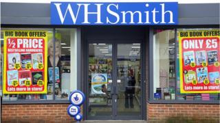 WH Smith warned over executive pension awards 3