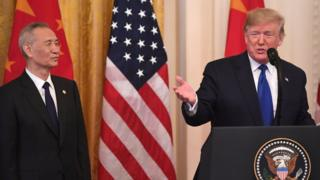 US and China sign deal to ease trade war 1
