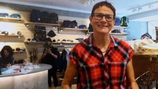 'I turned down 50,000 francs to rent my shop during Davos' 8
