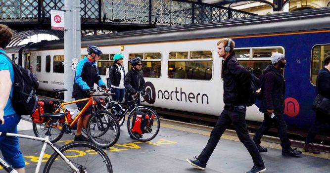 Northern Rail 'only able to continue for a number of months', Minister says 1