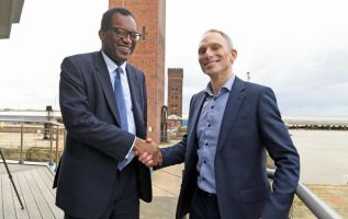 Energy Minister Kwasi Kwarteng on a future hydrogen economy powered by the Humber 2
