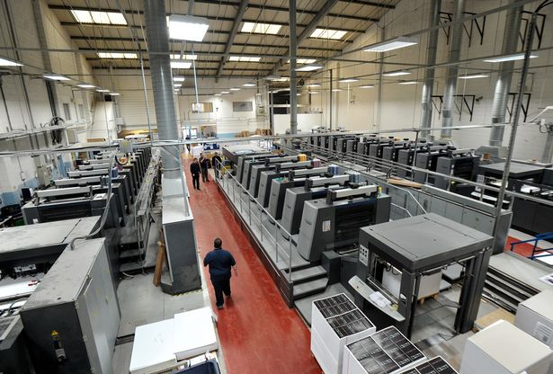 150 jobs lost at Leicester print business Taylor Bloxham 3