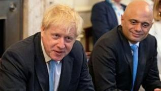 Cabinet reshuffle: Sajid Javid resigns as chancellor 2