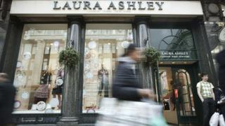 Laura Ashley appeals for funding as sales fall 10% 1