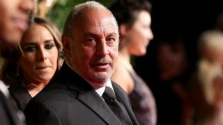 Sir Philip Green 'has no intention' to watch Greed film 1