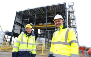 Multi-million pound contracts awarded for first-of-its-kind £350m gas power station 2