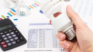 Automatic compensation for energy switch errors 3