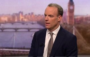 Brexit: Britain 'will not be aligning with EU rules' – Raab 2