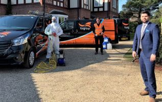 Coronavirus service launched by cleaning specialist 3