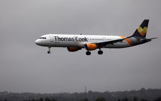 Collapse of Thomas Cook cost UK taxpayer at least £156m 1