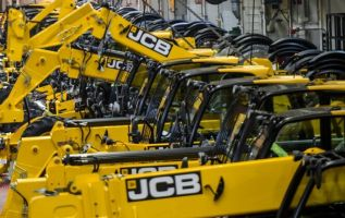 Digger-giant JCB extends factory shutdown by a month 2