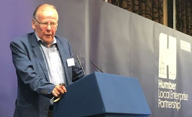 Lord Haskins exit interview: Energy Estuary to listing LEP area 1