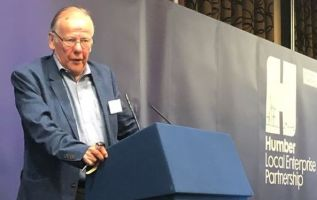 Lord Haskins exit interview: Energy Estuary to listing LEP area 3