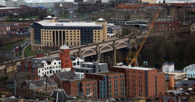 Water from old mines to heat 1,200 homes in Gateshead 1