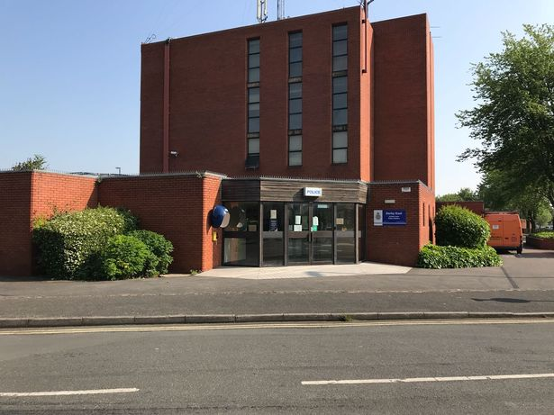 Construction firm starts work on new £9.5m police station 1