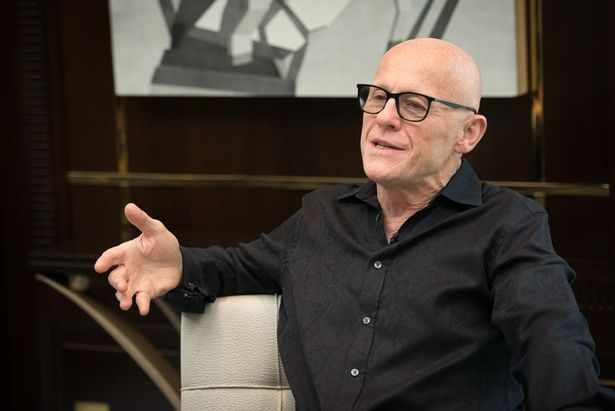 John Caudwell says UK Government should borrow up to £1 trillion post-lockdown 1