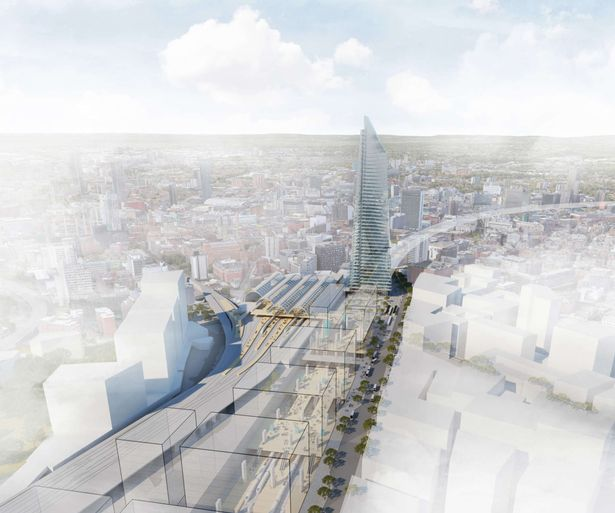 Alternative plans for Manchester Piccadilly Station could 'save billions' 1