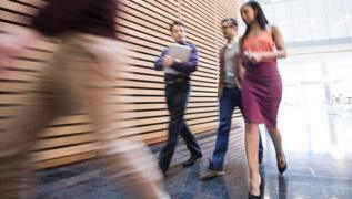 Firms with more female executives 'perform better' 2