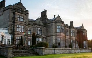 Historic North East hotel Matfen Hall is sold to new owners Walwick Estate Group 3