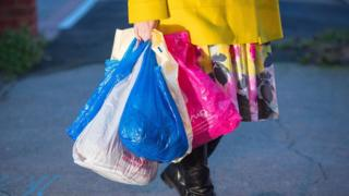 Price of plastic carrier bags in England to double to 10p next year 2